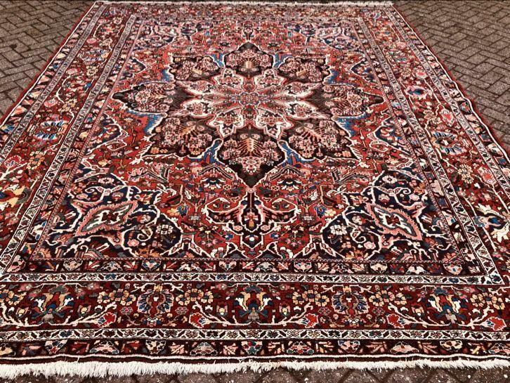 Perzisch Tapijt Marktplaats : ≥ groot oud antiek perzisch tapijt bakhtiar cm oosters