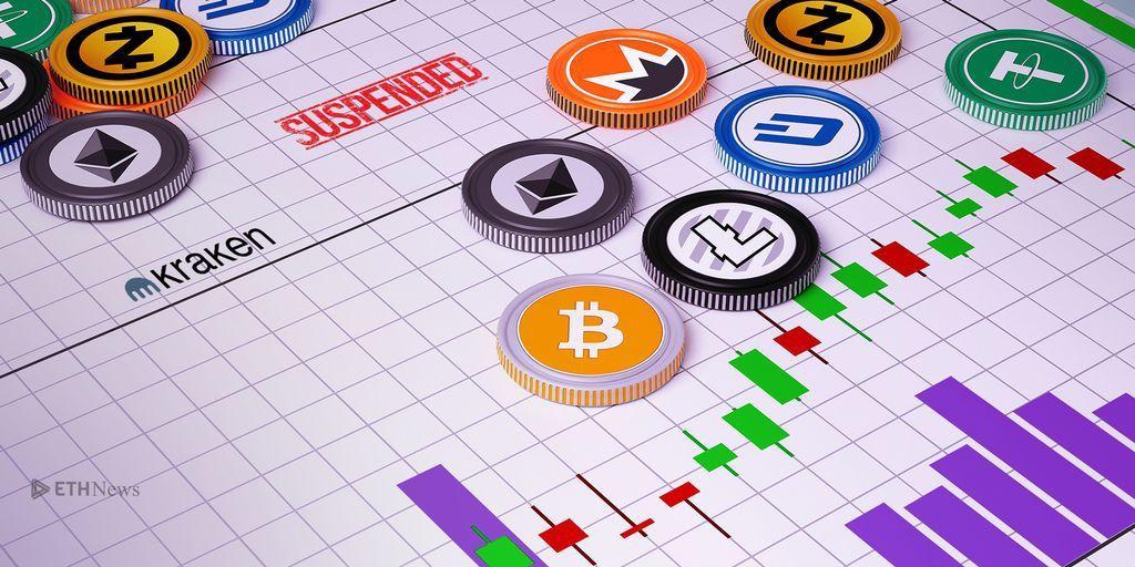 Cryptocurrency Exchange Kraken To Suspend Operations In