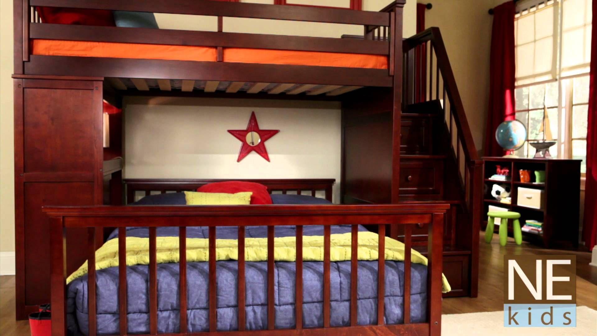 Ne kids stair loft kidus room pinterest lofts staircases and room