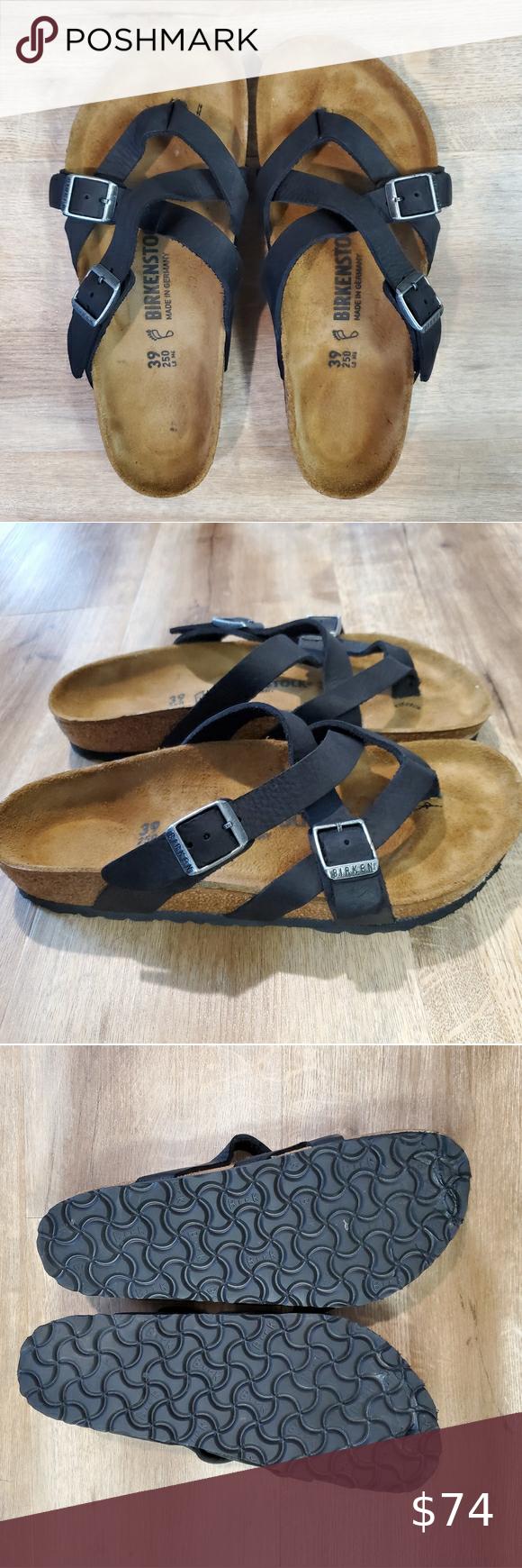 Birkenstock Temara Sandals Size 39 in