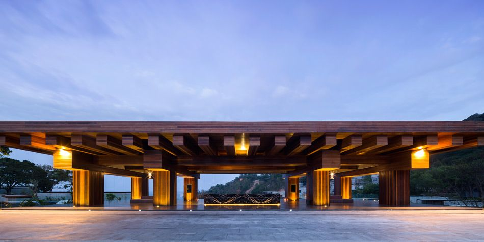 Naka Phuket Hotel Resort In Thailand By Duangrit Bunnag Of Dbalp