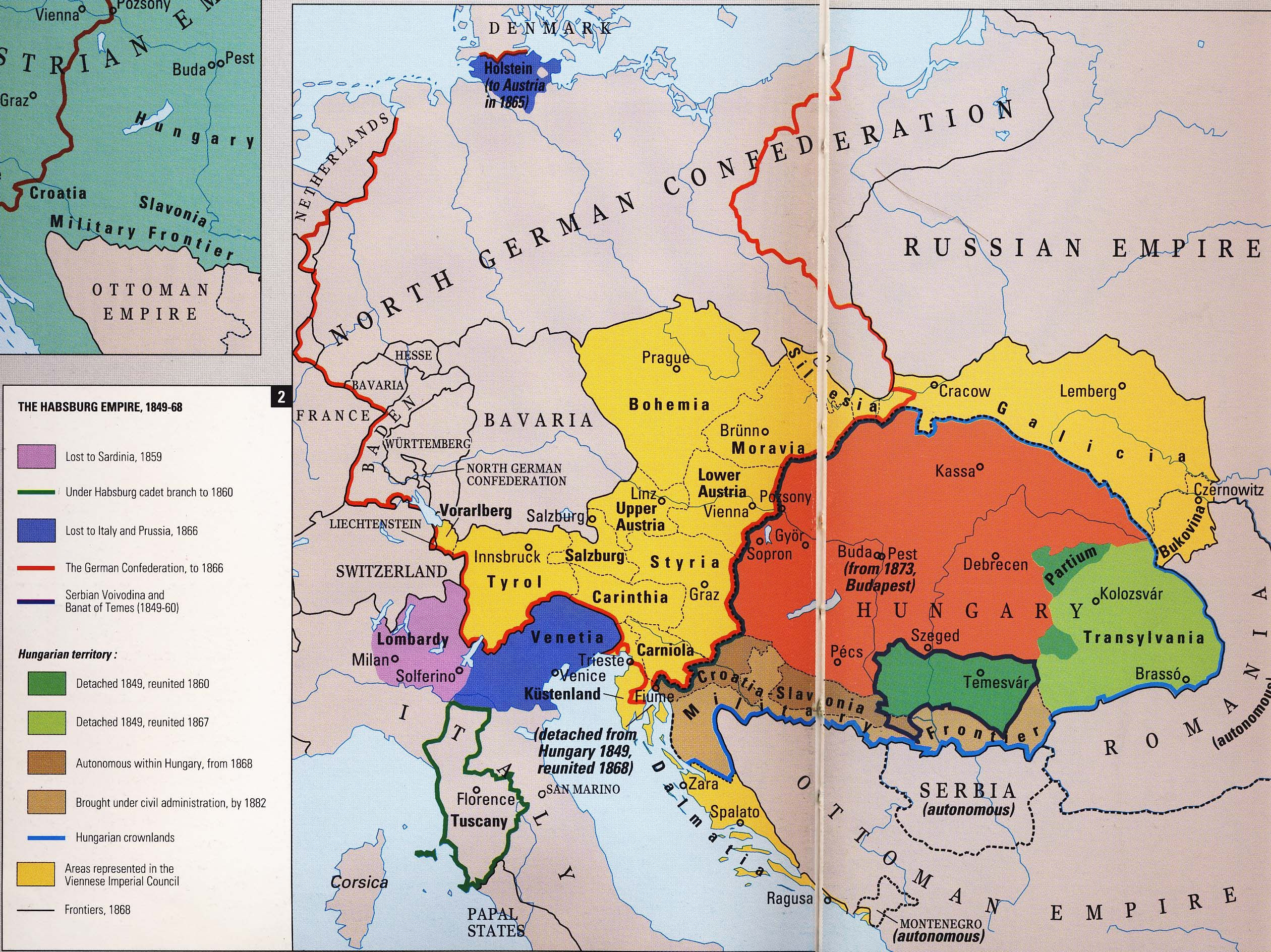 The Habsburg Empire uo 32 best