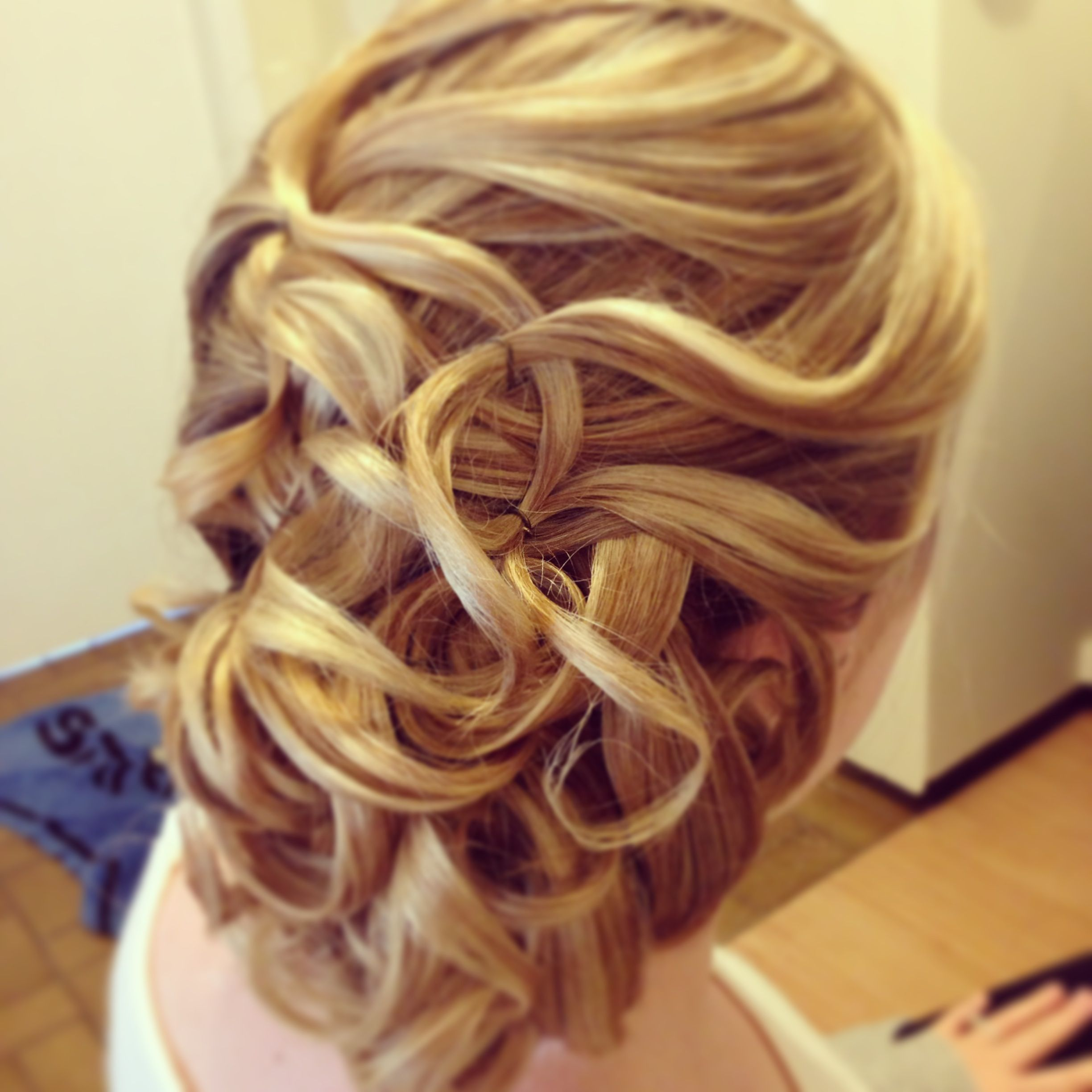 Side braid updo hair dos pinterest updo hair dos and hair style