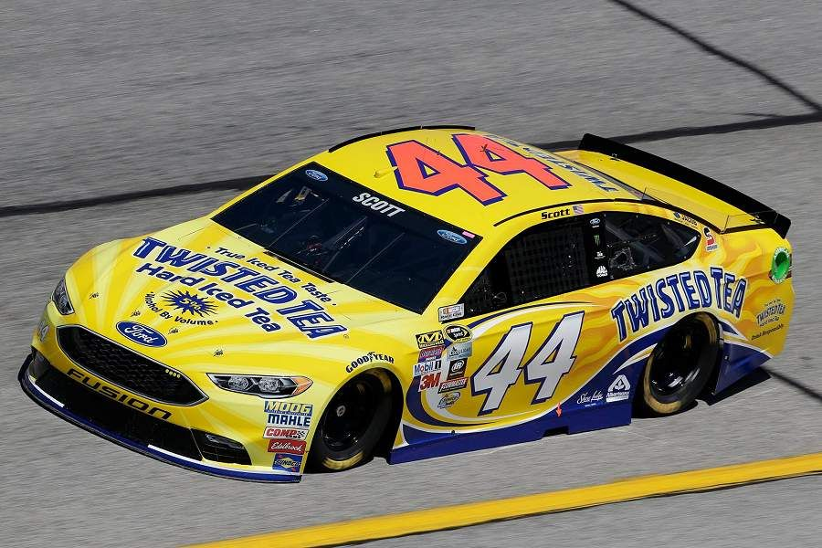 2016 44 Twisted Tea Ford Fusion Richard Petty Motorsports