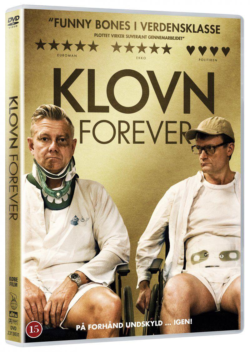 Klovn Forever | DVD Film | Dvdoo.dk