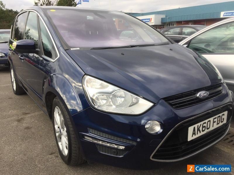 Car For Sale 60 Ford S Max 2 0 Tdci 140 Titanium P Shift Sat Nav
