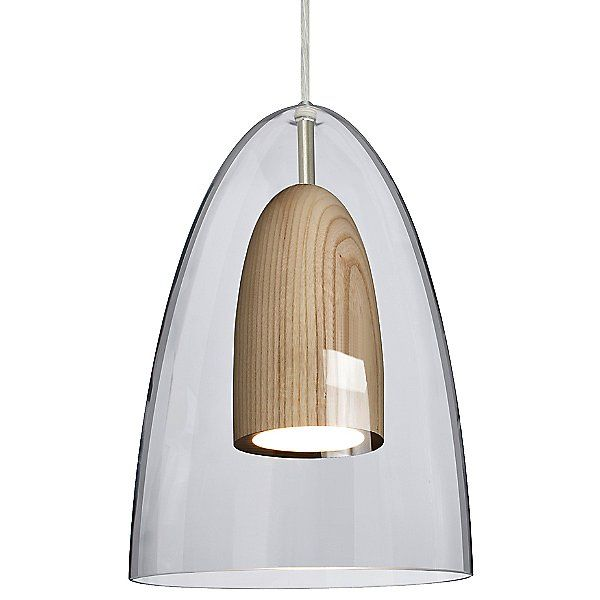 Besa Lighting Dano Led Mini Pendant Light 1jt Danosmmd Led Sn
