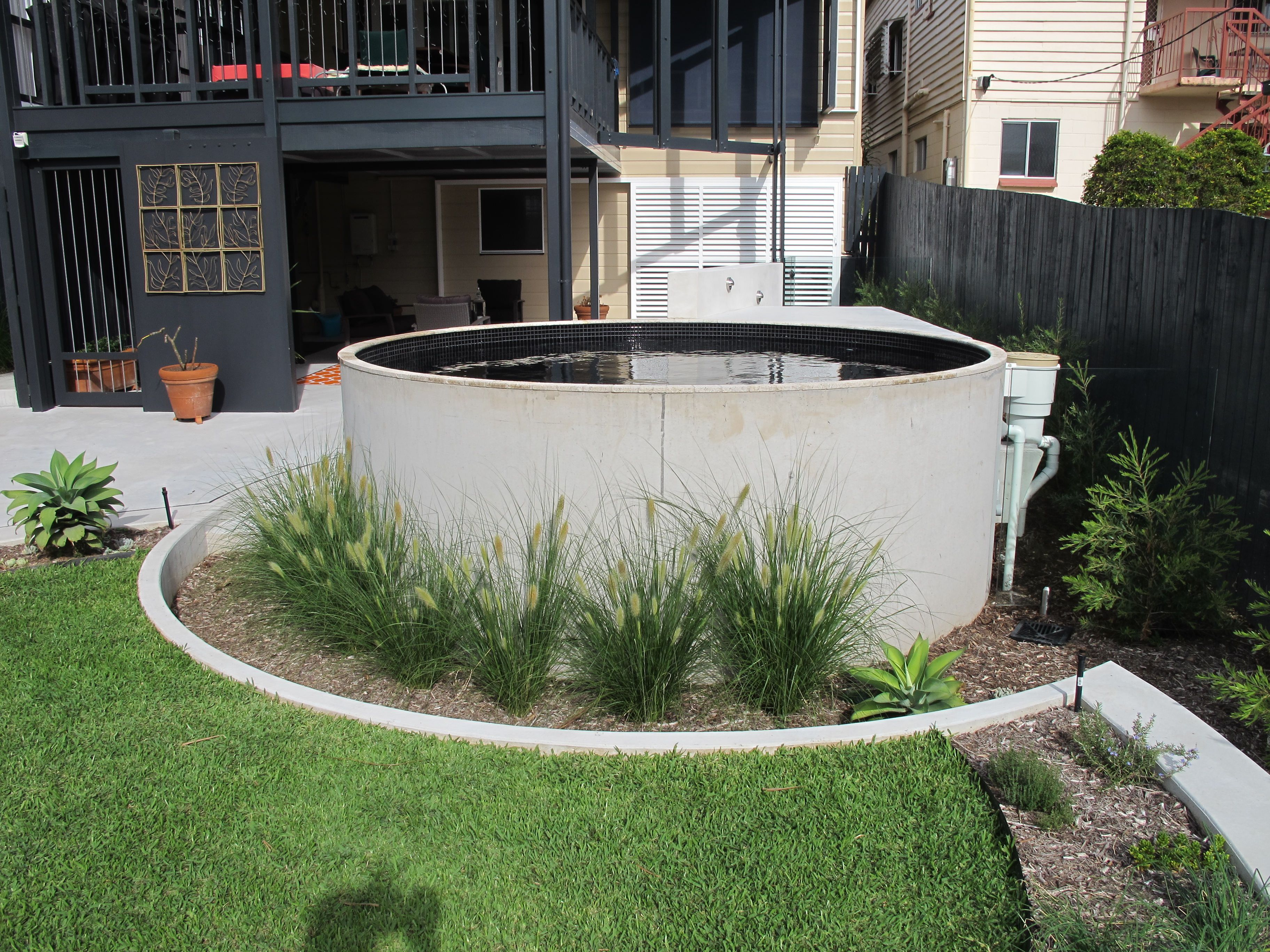 Image Result For Precast Circular Plunge Pool The Castle Pinterest Plunge Pool