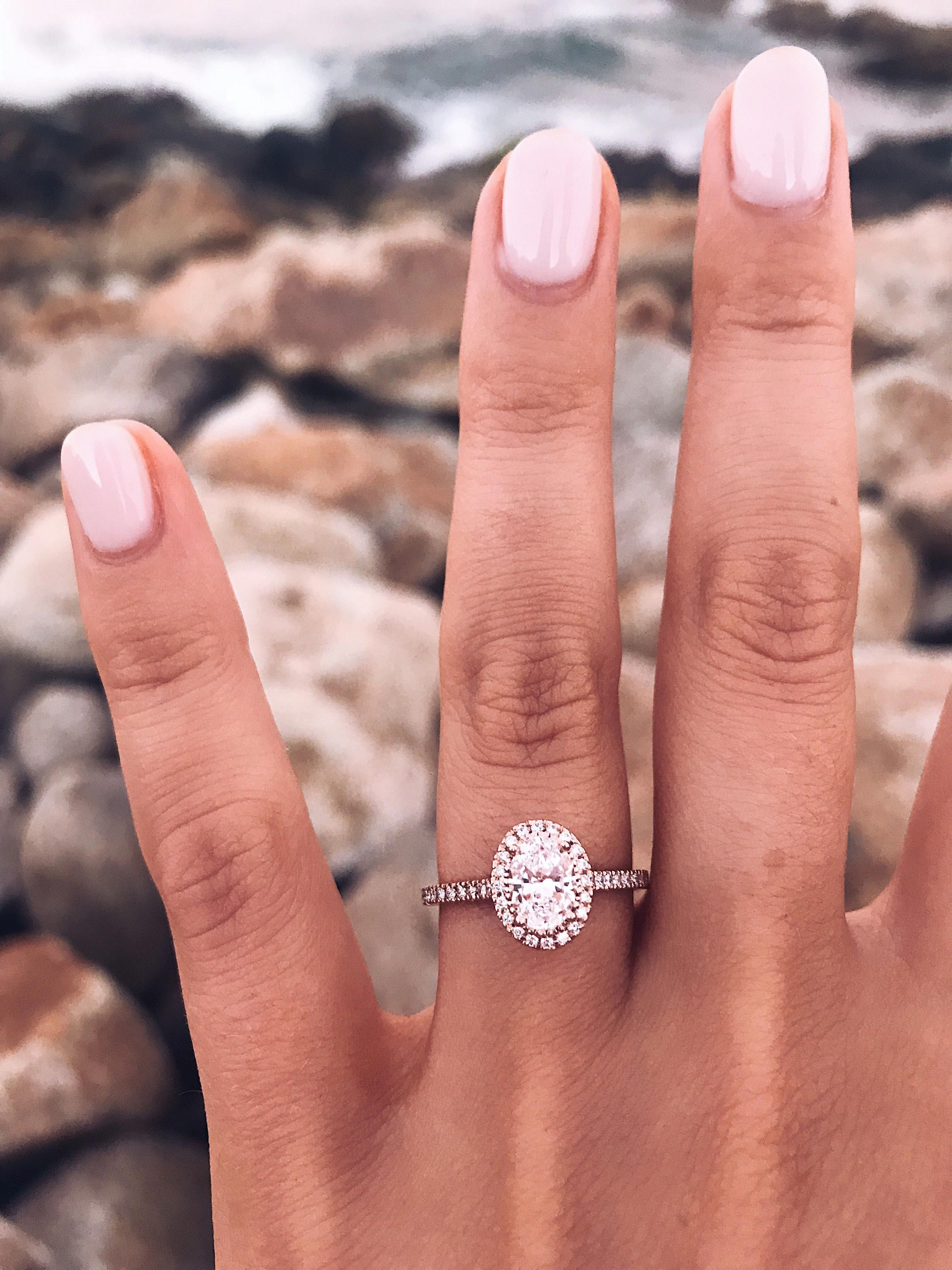 solitaire wedding rings pin# 5665588700