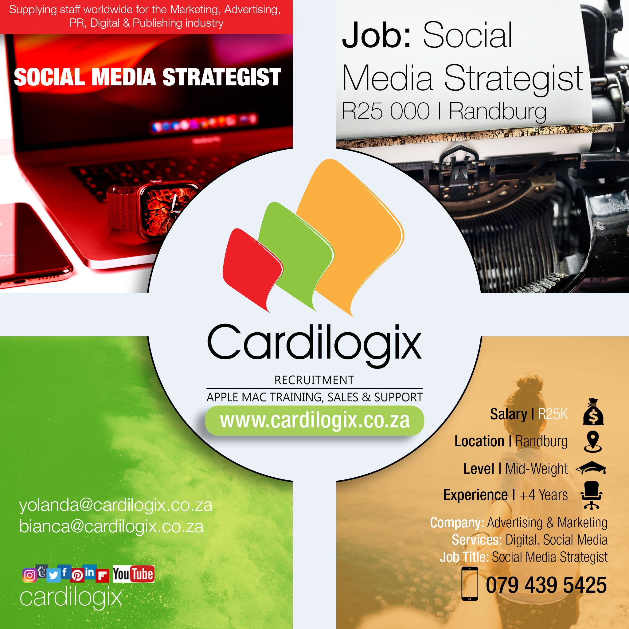 Socialmediastrategist Strategy Socialmedia Jobs Dreamjobs Adagency Socialmediamarketing Facebook Twitter Linkedin Instagram Snapchat Apps Youtube