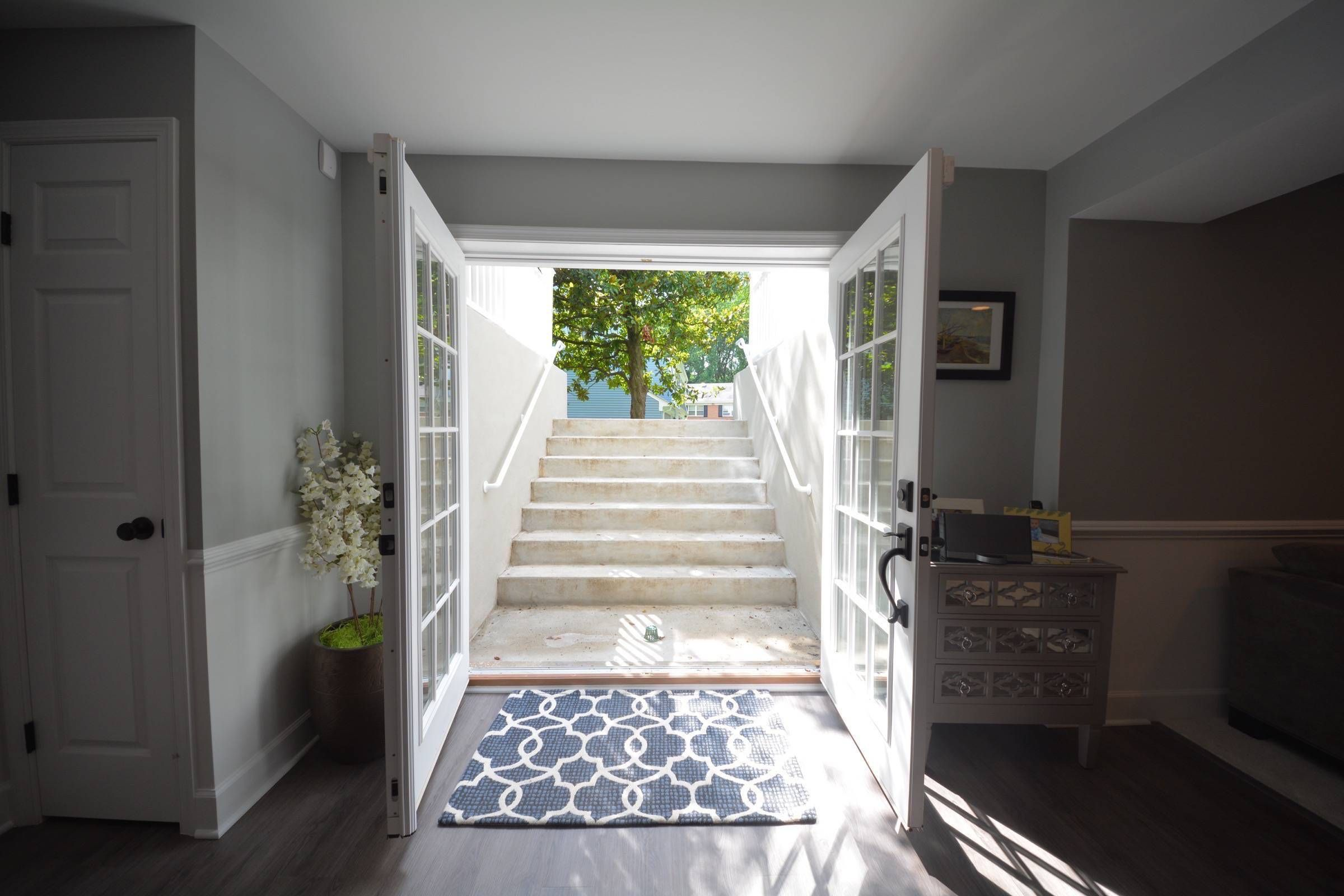 Best Walk Outs Basement Remodeling Basement Doors Basement 400 x 300