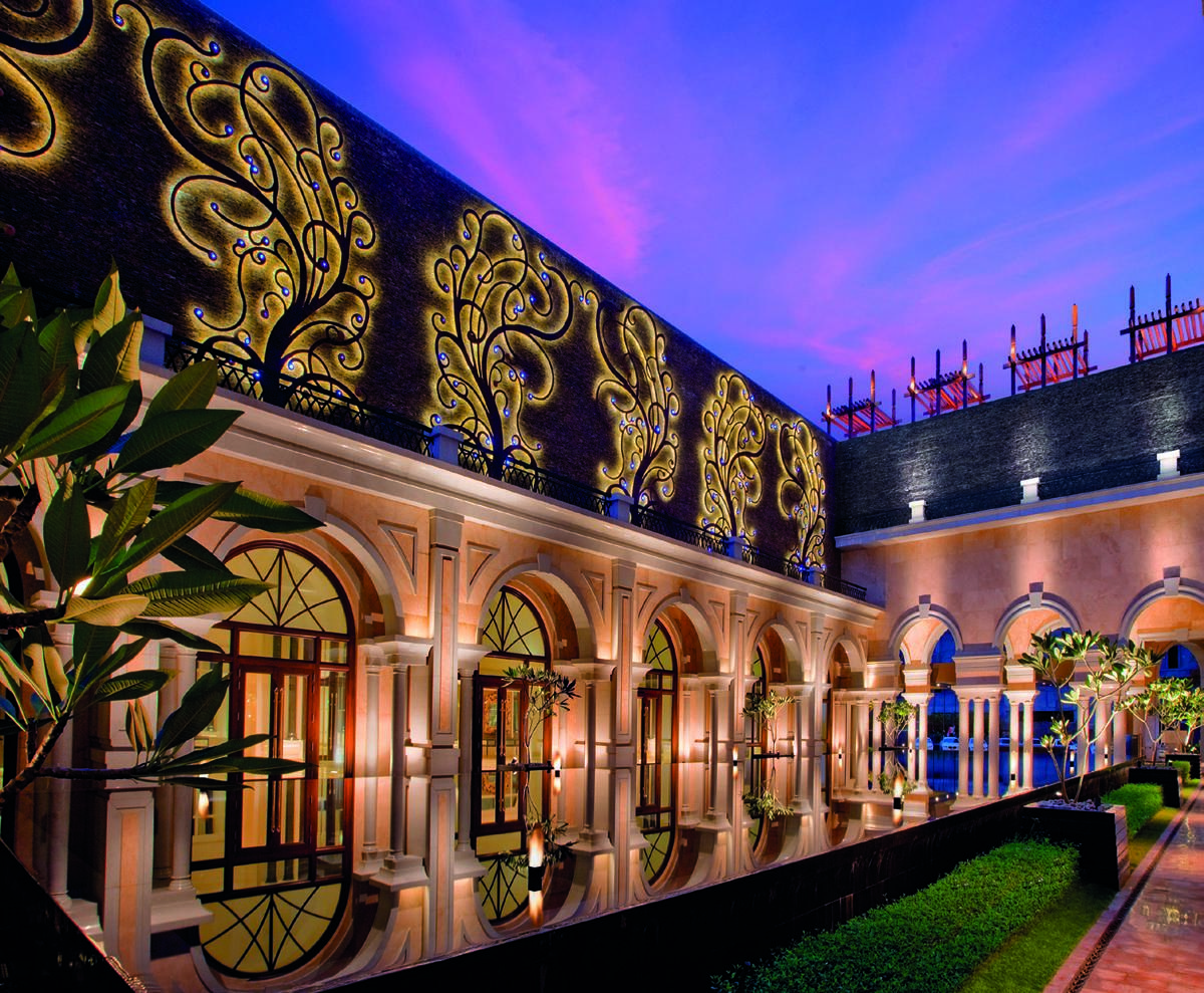 NEWS: Leela plans hotels in Nepal as part of Buddhist Trail - Leela Palaces, Hotels and Resorts has signed a memorandum of understanding with developers Summit Group of Nepal to collaborate on the first of four hotels to be built across the country as part of a development rollout.