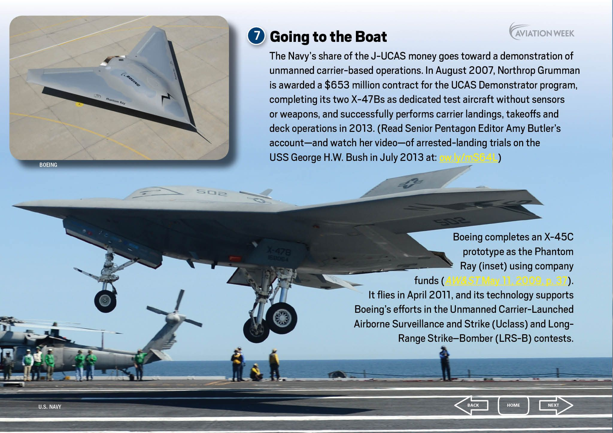 Stealth 7 - Graphic from Aviation Week & Space Technology