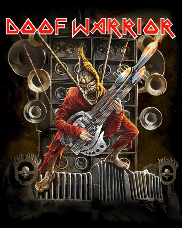 Mad Max - Fury Road - Fright Rags - ''Doof Warrior'' ----