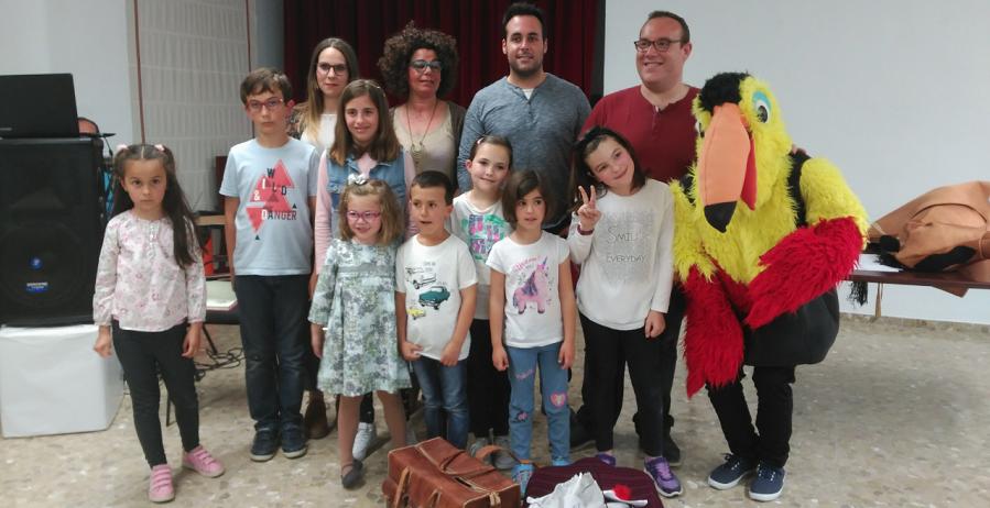 SALOBREÑA.Esta tarde ha tenido lugar en la Villa el fallo y la entrega de premios de la IV edición del Concurso de Dibujo y Redacción Escolar. Un evento enmarcado dentro de