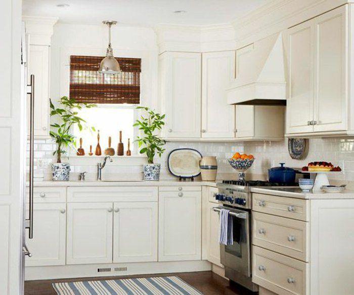 Comment aménager une petite cuisine? Idées en photos! idées appart