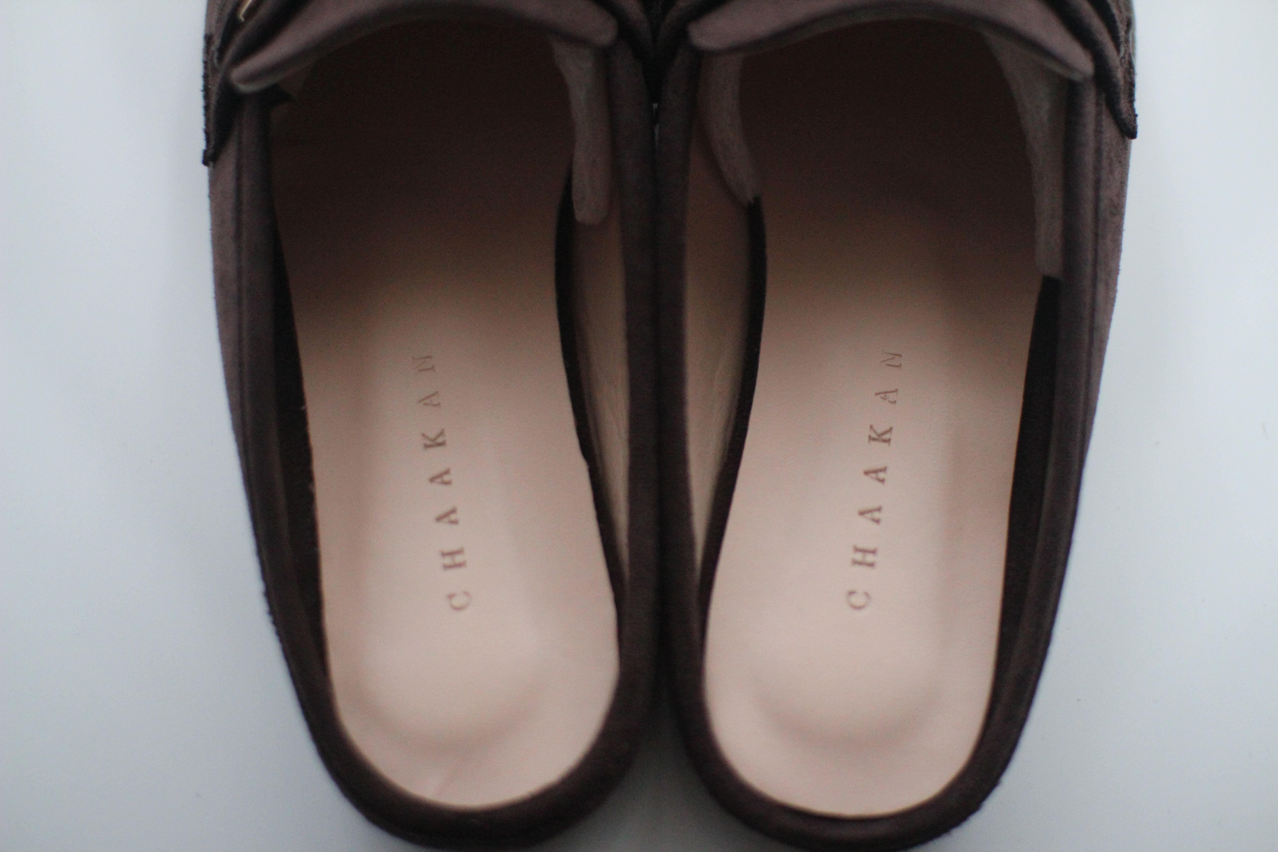 靴 チャカン