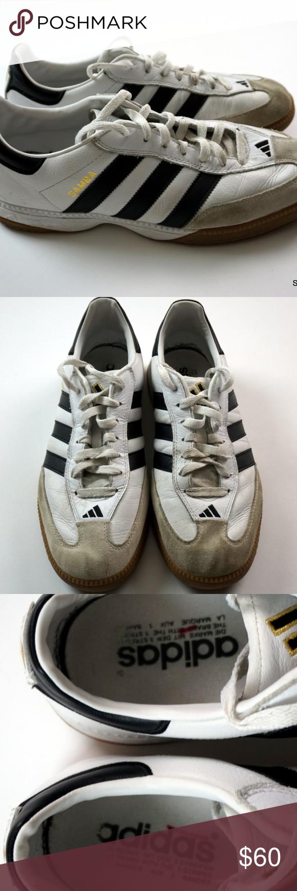 Adidas Samba Millennium Shoes White