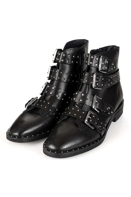 100% de haute qualité sélectionner pour l'original où puis je acheter Topshop studded ankle boots | Shoes | Bottines cloutées ...