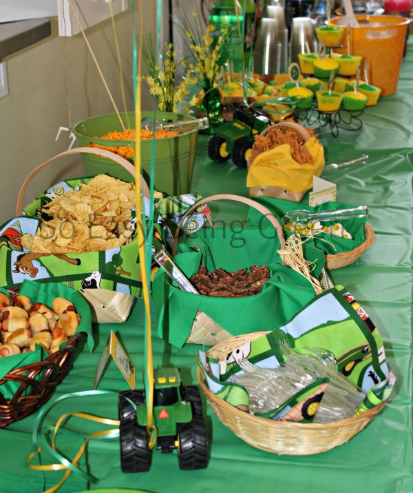 john deere baby shower john deere fabric john deere party john deere