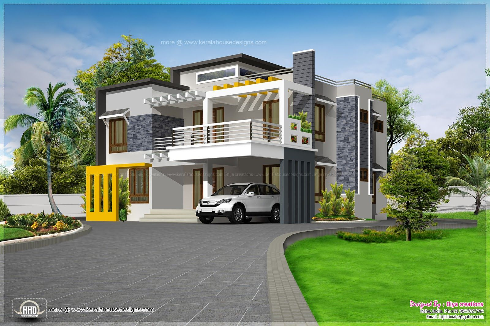 Pin Preethikannarajan Residence Elevations In 2019