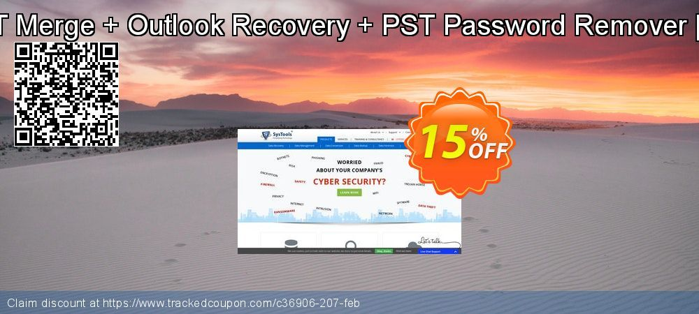 20 Off Systools Pst Merge Outlook Recovery Pst Password