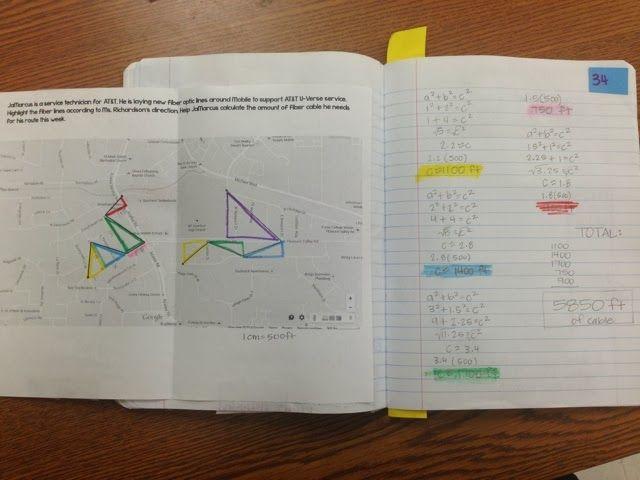No. 2 Pencils: Pythagorean Theorem