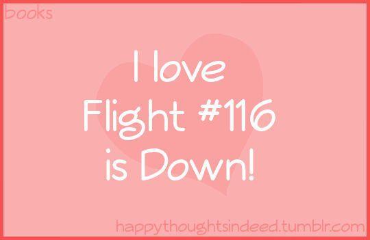 https://flic.kr/p/LTwXNF | Flight 116 Is Down