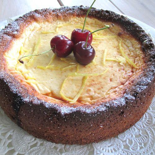 Ihan paras New York cheesecake, viljaton ja vhh: Tinskun keittiössä