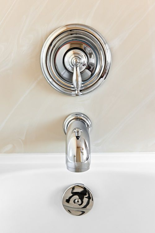 How To Fix A Loose Faucet Like A Pro With Images Shower Repair Bathtub Faucet Replace Bathtub Faucet