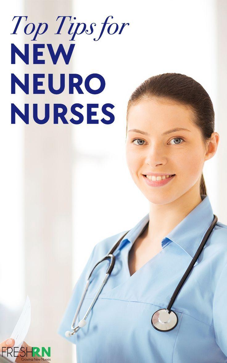 Top Tips for New Neuro Nurses Nursing jobs, Nursing pins
