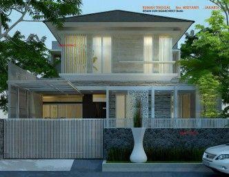 Desain rumah tropis batu alam home pinterest batu house and desain rumah tropis batu alam malvernweather Gallery