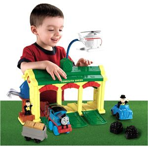 Fisher-Price Thomas & Friends Tidmouth Sheds
