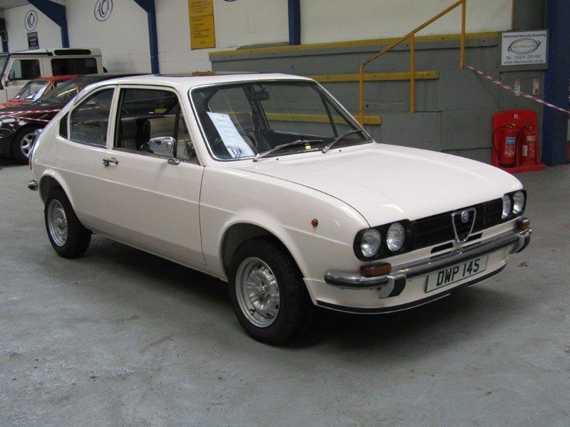 ALFA ROMEO ALFASUD TI For Sale In Kings Lynn Norfolk - Alfa romeo alfasud for sale