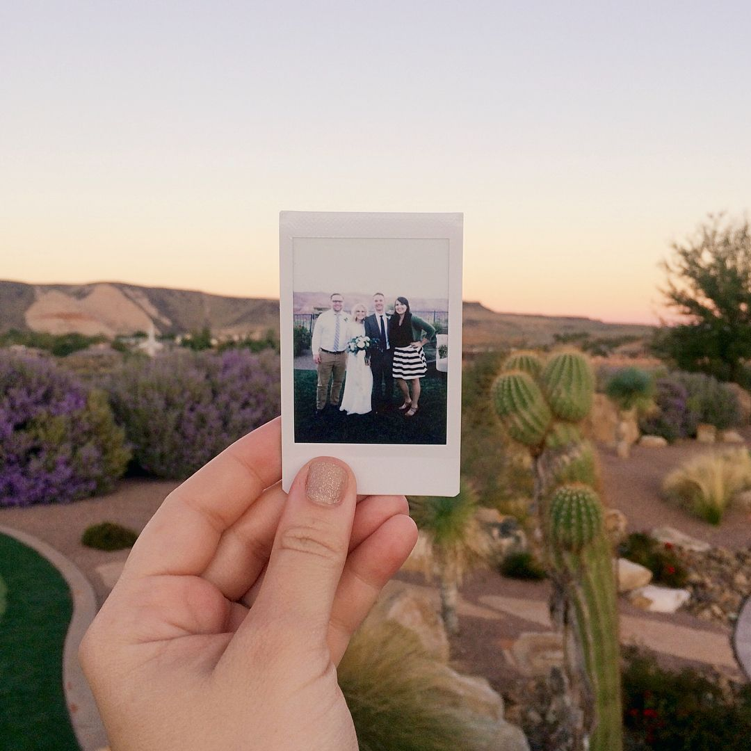 The Ledges of St. George (With images) | Instagram wedding ...
