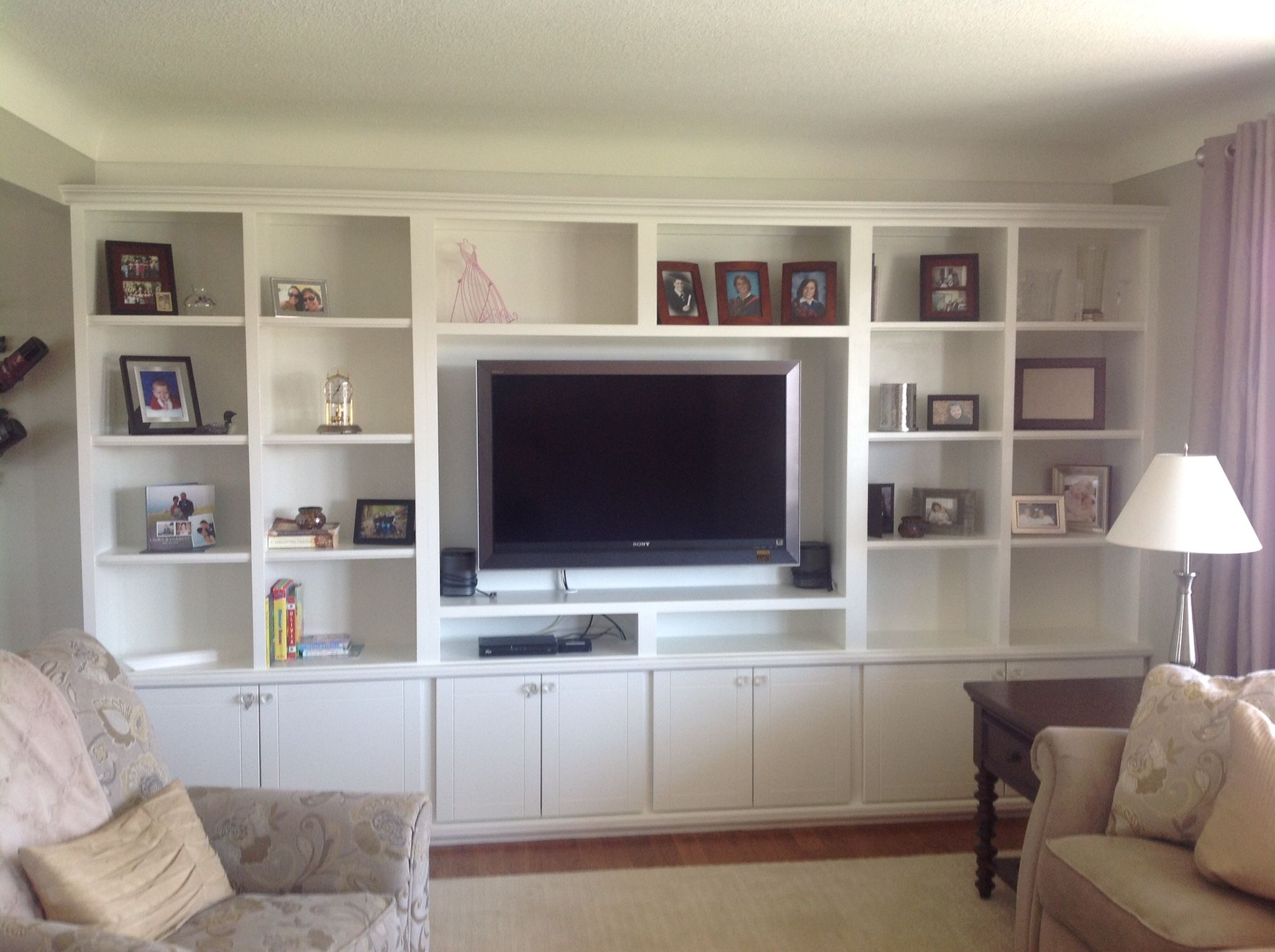 in with for trends cabinets shelves prefab ideas center bookshelf to room using cabinet apply bottom ikea entertainment pillows best living easy built ins colorful cost