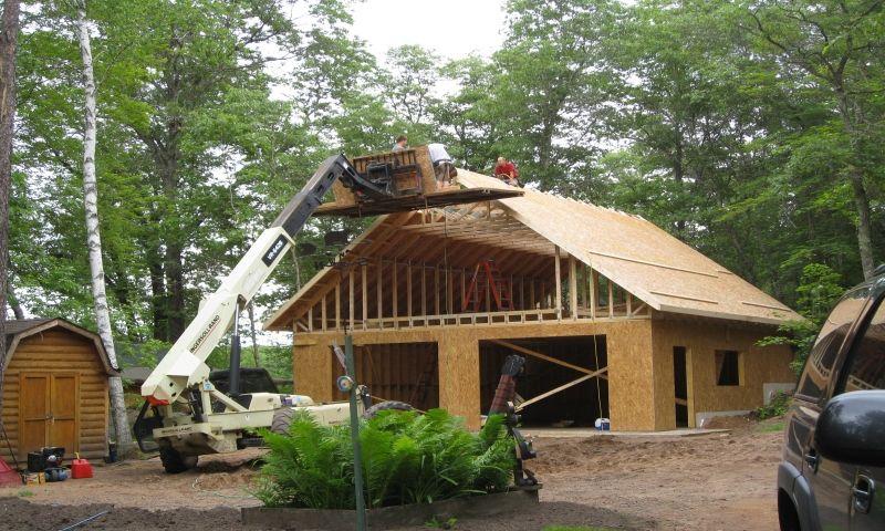Detached Garage With Bonus Room Plans Cool Garages Building