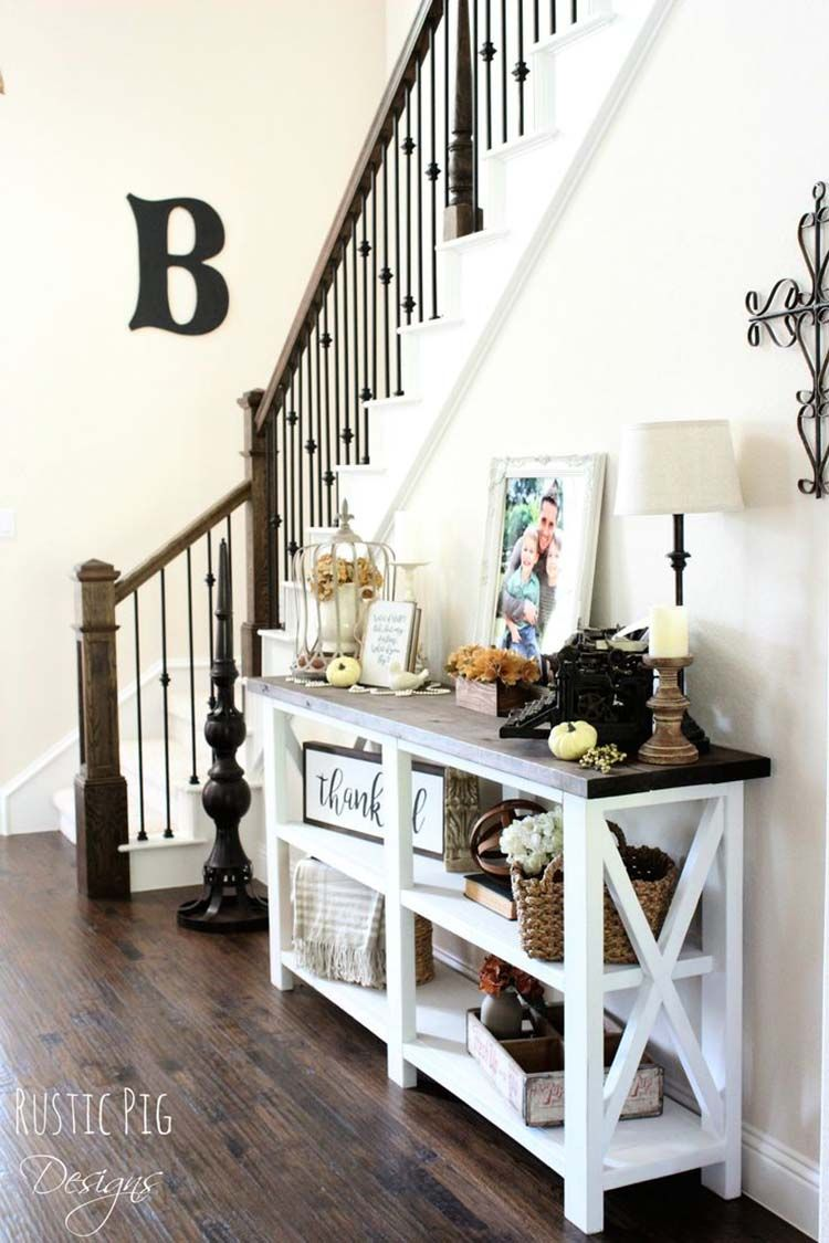 welcoming fall inspired entryway decorating ideas also best dorm images in diy for home future house rh pinterest