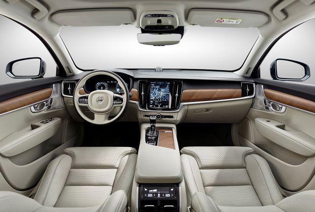 2018 Volvo Xc60 T8 Plug In Hybrid Interior Volvo S90 Volvo Suv Volvo Xc60