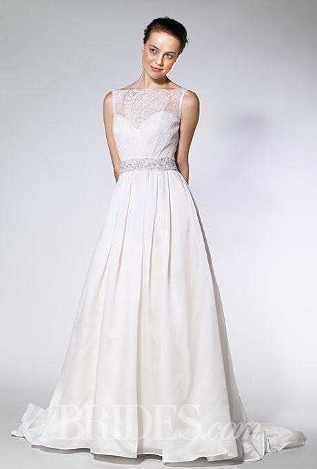 Brides.com: . Wedding dress by Casablanca Bridal