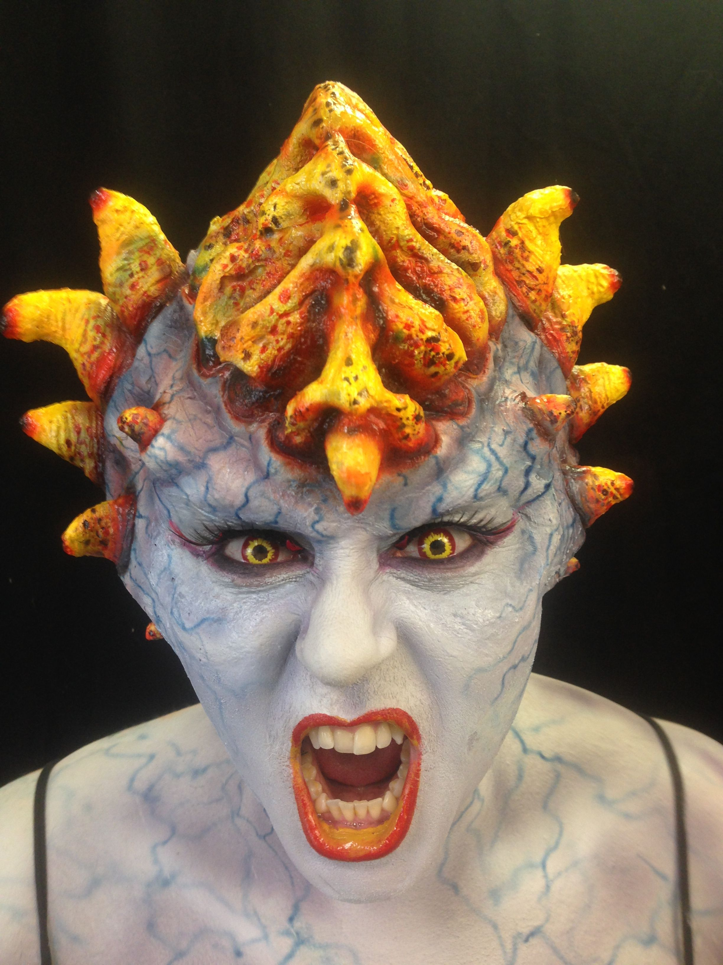 Monster Makeup FX | Special Effects Makeup | Special Effects ...