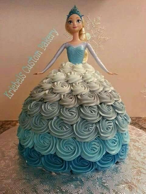 Pin by Anna Tompos on Torta Pinterest Frozen birthday Cake and