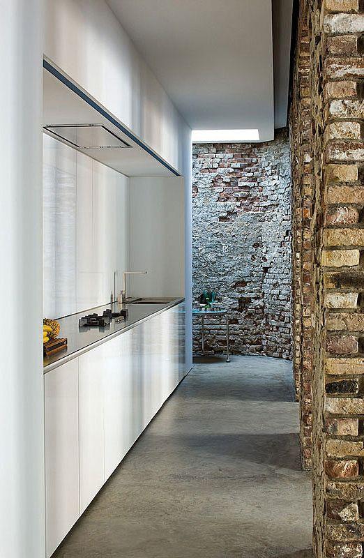 Gallery of DUSSELDORF / Atelier d\u0027Architecture Bruno Erpicum - wandverkleidung für küchen