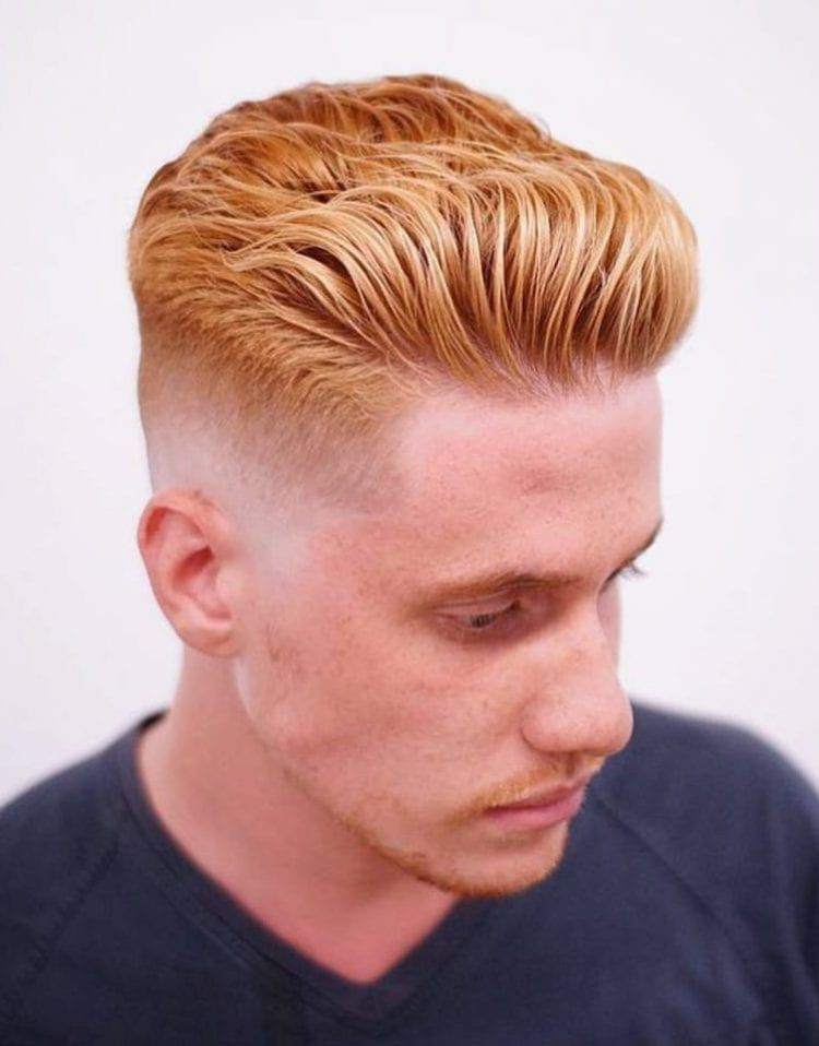 40 Eye Catching Red Hair Men S Hairstyles Ginger Hairstyles Red Hair Men Mens Hairstyles Long Hair Styles Men