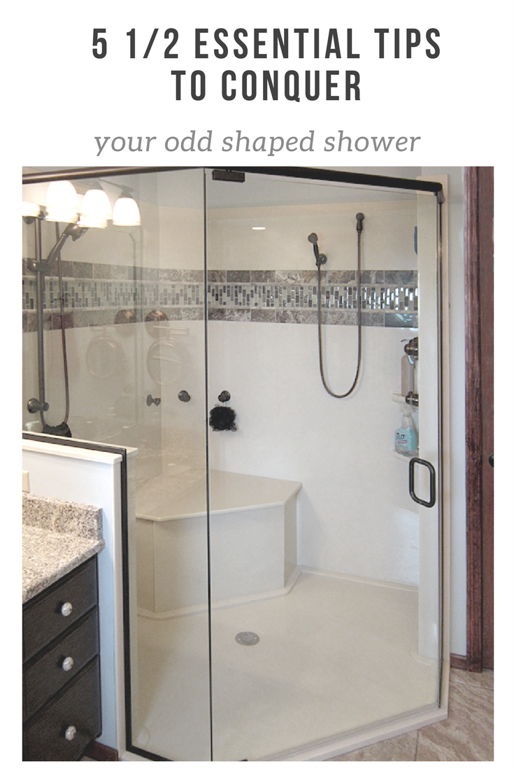 5 189 Essential Tips To Conquer Your Odd Shaped Shower