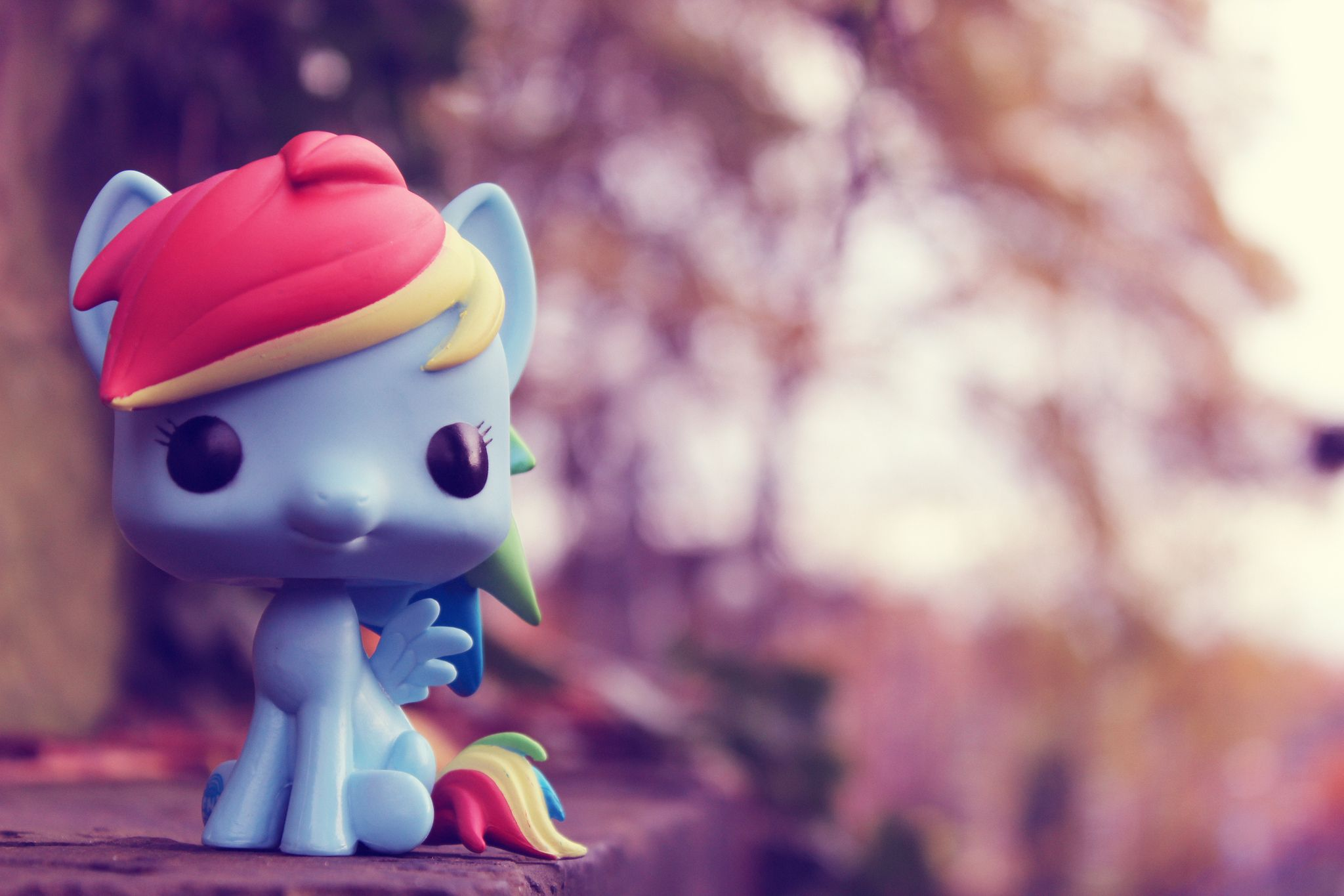 https://flic.kr/p/hDYn3x | Rainbow Dash | a birthday present from grabby! :)
