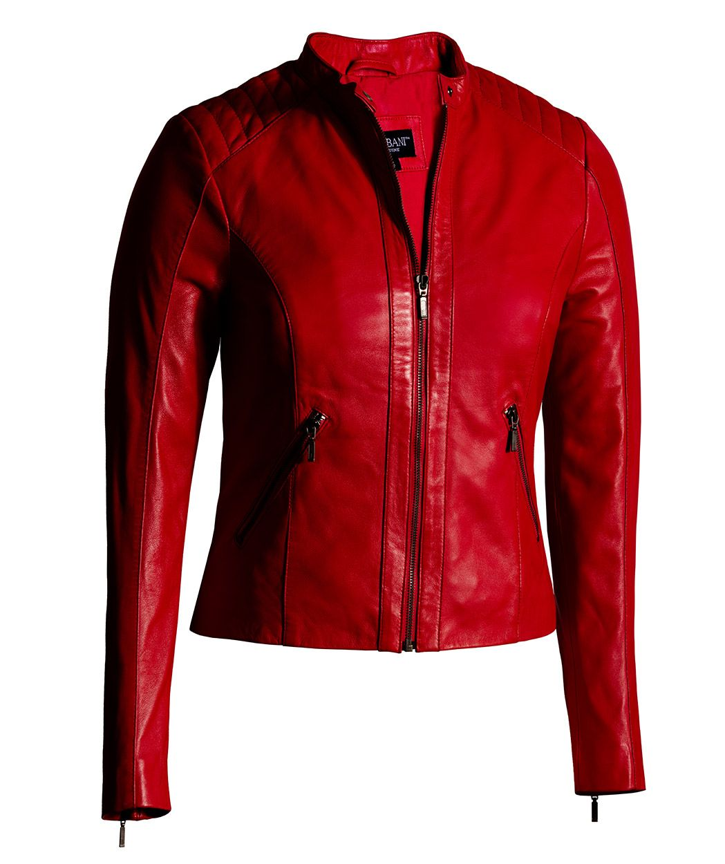 Red Leather Jacket For Women Moto Fashion Genuine Leather Jacket Red Jacket Leather Leather Jackets Women Leather Jacket Women Fashion [ 1250 x 1049 Pixel ]