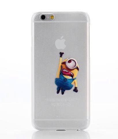 coque rigide iphone 7 minion