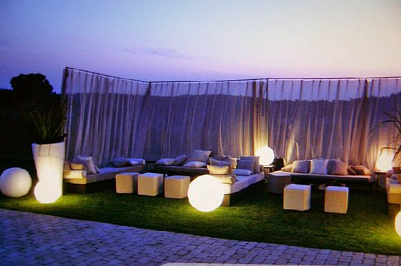 Wedding chill out Chill out zone Pinterest Weddings Reception