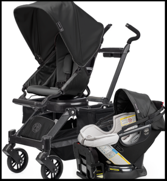 The Ultimate Combo Travel System From Orbit Baby on Major